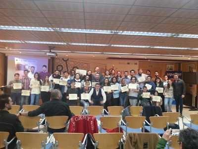 Clausura de dos nuevos cursos PICE para jóvenes de la comarca de Talavera de la Reina