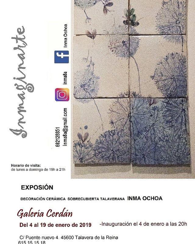 Abierta al público la exposición 'Inmaginarte', en Talavera
