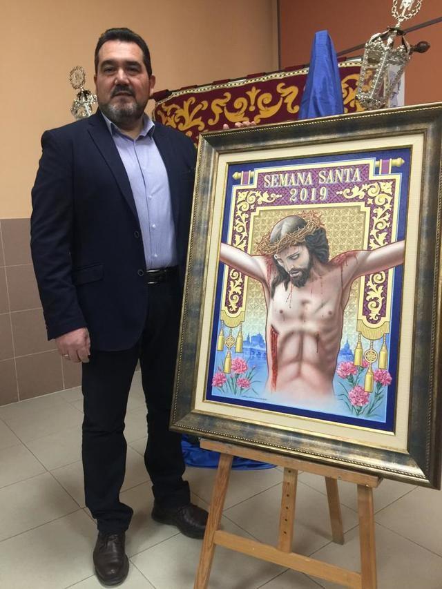 El cartel de la Semana Santa de Talavera, apoyo con el que poder conseguir la declaración de interés turístico nacional