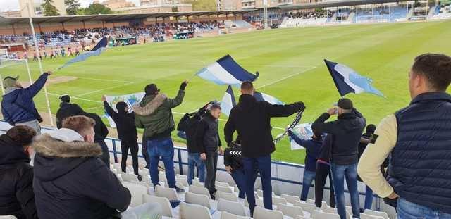 0-3 en un partido desastroso del Talavera ante el Marbella