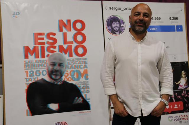 José García Molina: 'No es lo mismo'