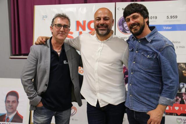 Molina arranca la campaña marcando distancias con Page