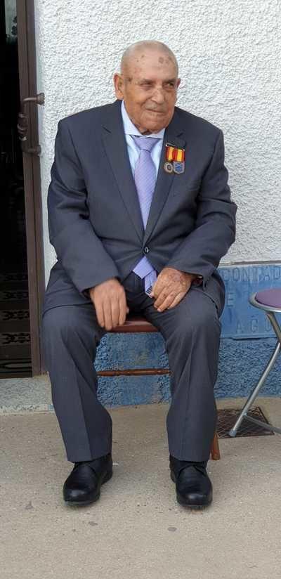 Cazalegas celebra el 100 cumpleaños de uno de sus vecinos más longevos