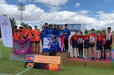 Los Sub14 de UDAT, campeones de Castilla-La Mancha