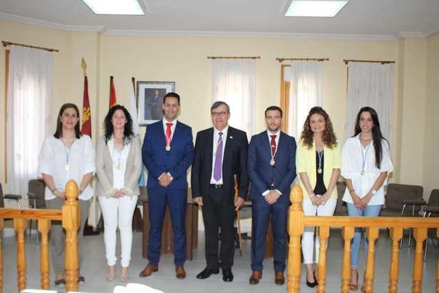 Continúa el mandato de José Luis Cebadera en Velada durante una nueva legislatura