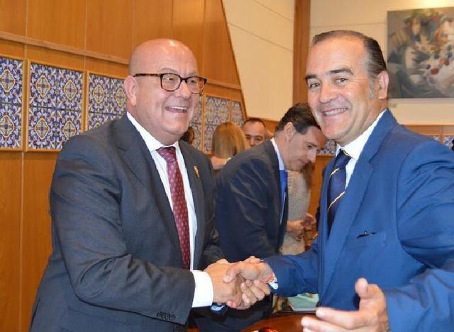 Emilio Bravo comienza su tercera legislatura como alcalde de Mora
