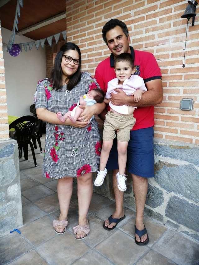 Nace en casa Enzo, el nuevo vecino de Segurilla