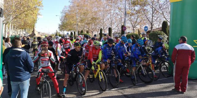 Y el pavo en la tradicional prueba ciclista talaverana fue para... (GALERIA Y VIDEO)