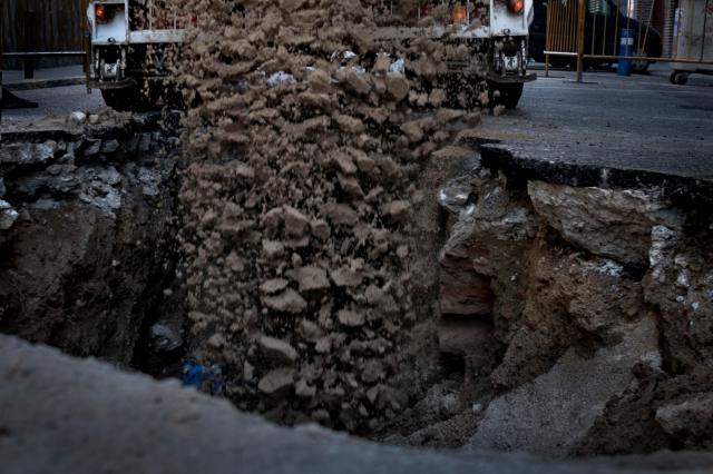 TALAVERA | El inodoro no es una papelera