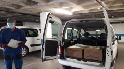 COVID-19 | Hoy comienza la entrega de 103.398 mascarillas en Talavera, Toledo, Illescas y Seseña