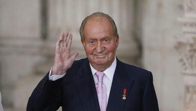 ESPAÑA   ¡El Rey emérito se exilia!