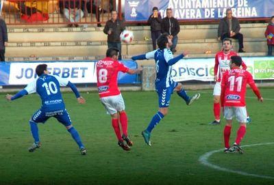 FÚTBOL   ¿El CF Talavera, al Grupo I de Segunda B?