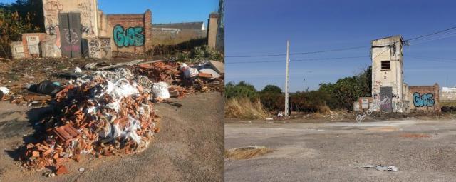 TALAVERA | El antes y el después: ni rastro del vertedero ilegal (fotos)