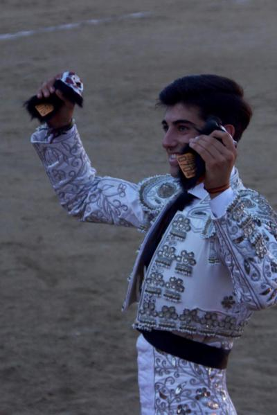 TOROS | Guillermo Muñoz ante su gran cita de hoy