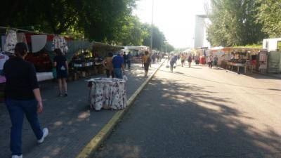 REGIÓN | Esto es lo que reclaman los vendedores ambulantes