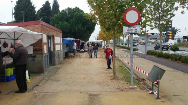 TALAVERA | Ha vuelto el mercadillo a la ciudad