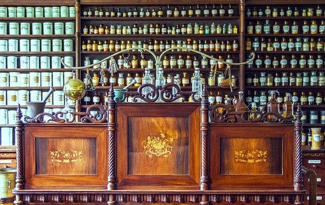 Farmacia   Pixabay