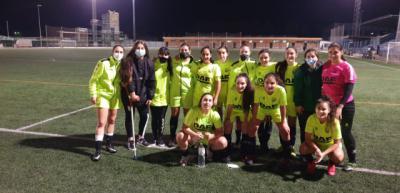 FÚTBOL FEMENINO | Un gol de Arantxa decide el derbi talaverano