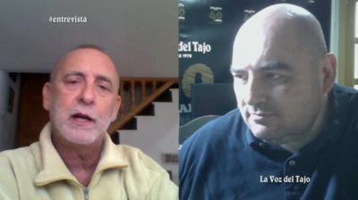 VIDEO | Entrevista: Vicente Cuesta y el maldito COVID que casi le quita la vida