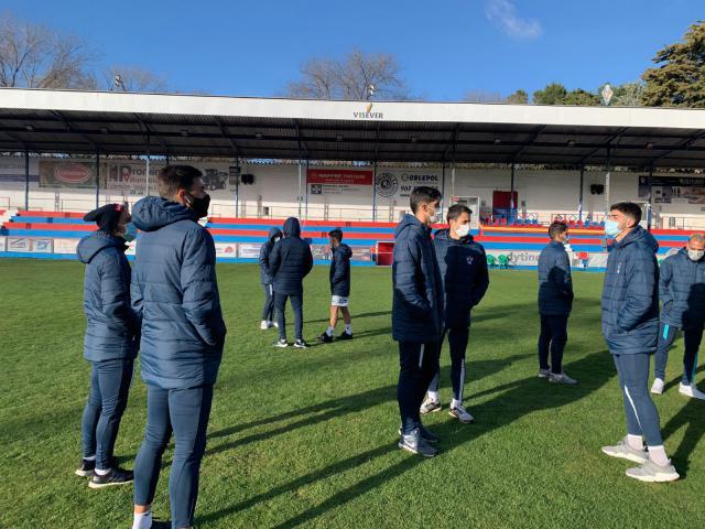 FÚTBOL | El colista acaba con la imbatibilidad del CF Talavera como visitante