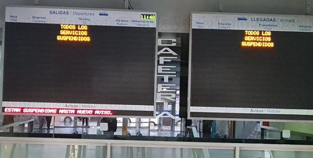 ÚLTIMA HORA | Quedan suspendidos para mañana lunes todos los autobuses de Talavera