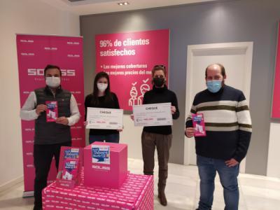 SORTEO | Ayer se hizo entrega de los dos últimos cheques de la campaña 'Decálogo del consumo local'