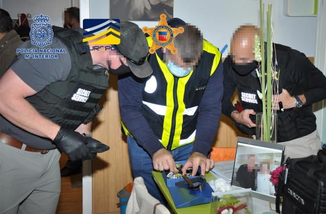 POLICÍA Y SERVICIO SECRETO EEUU | Cae una red que defraudó 12 millones desde Miajadas y con ramificaciones en Toledo