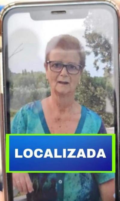 BUENA NOTICIA | Localizada la mujer desaparecida en El Casar de Escalona