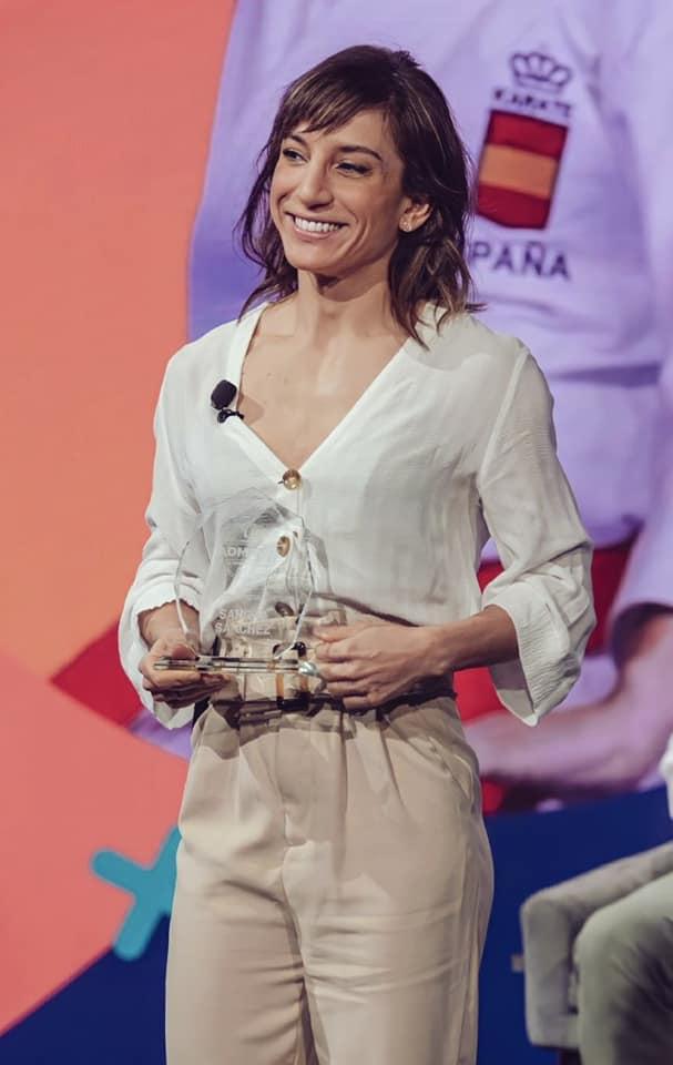 """KARATE   Sandra Sánchez está """"contando los días para volver a competir"""""""
