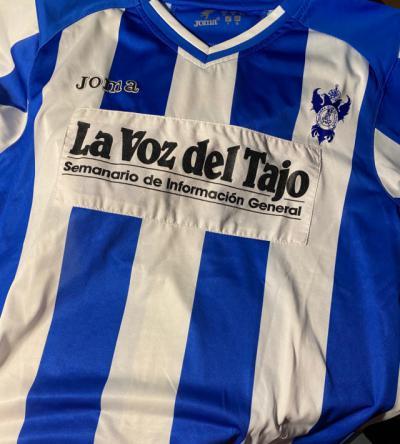Desde aquí todo nuestro apoyo al club cerámico en este domingo para entrar en la historia de Talavera y el Talavera CF
