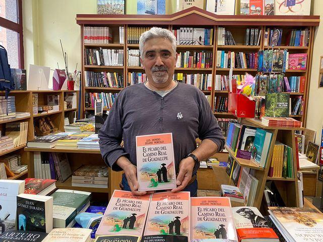 LUIS DIONISIO | Descubre todo sobre la nueva novela 'El pícaro del Camino Real de Guadalupe'