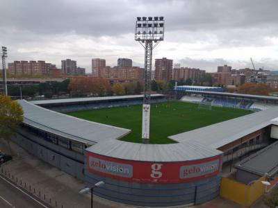 RADIO CLM | El equipo de deportes apoya al CF Talavera