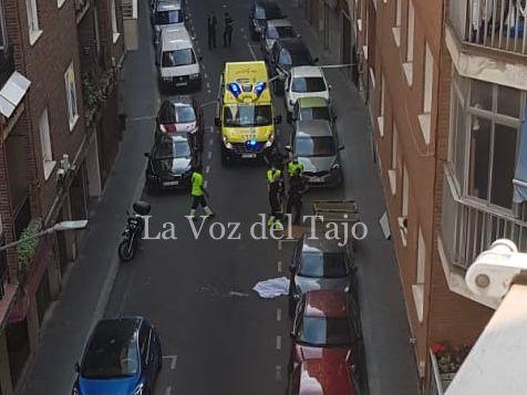 EN LA CALLE | Hallado un hombre muerto en Talavera