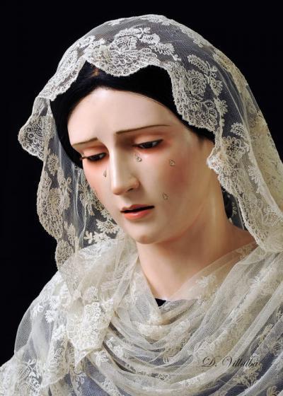 María Santísima de la Esperanza Nazarena será acogida en Talavera