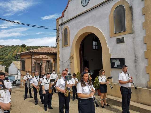 La Banda Municipal 'San Sebastián' ofrece un concierto en Valdeazores