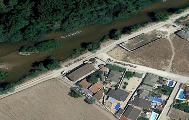 Encuentran a un hombre fallecido junto al río Alberche en Escalona