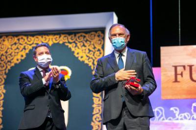 Piqueras y Perales ya tienen la 'Medalla de Oro de CLM'