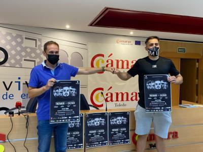 Adam Trenado será el protagonista de la velada de boxeo en Talavera