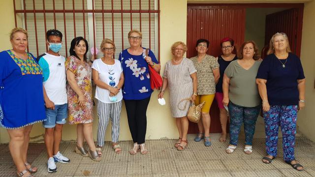 La Asociación de Vecinos de Patrocinio de San José elige su junta directiva