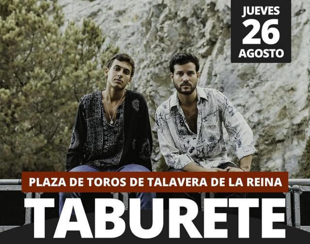 Ya se pueden adquirir las entradas para el concierto de Taburete