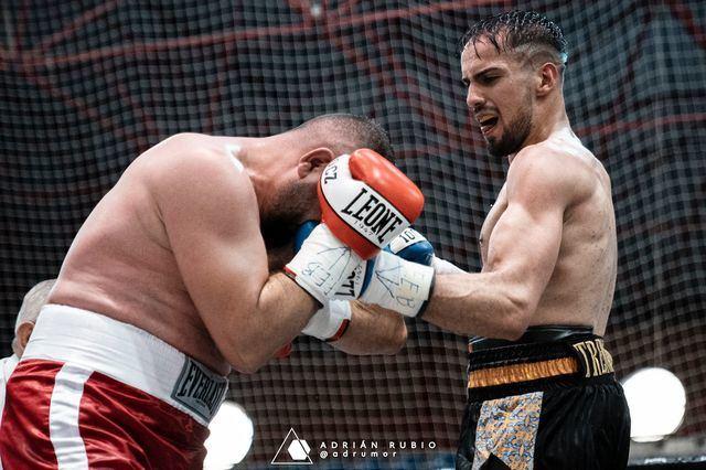 El día 28 tienes una cita con el boxeador talaverano Adam Trenado