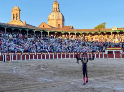 Tomás Rufo triunfa en Talavera