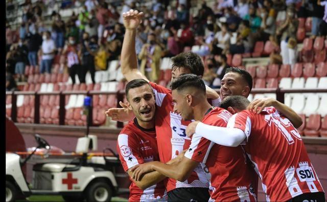 Los riojanos reciben este domingo al CF Talavera