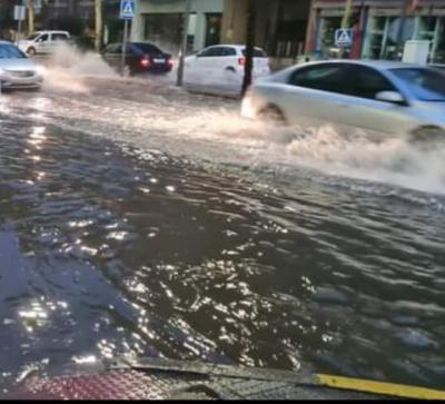 Tormentas: así ha amanecido la Ciudad de la Cerámica