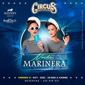 ¿Te quedaste con ganas de más? Circus y Copacabana vuelven este fin de semana