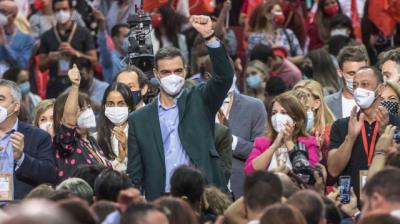 Los barones vuelven a tener voz en la dirección del PSOE