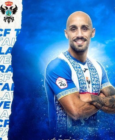 Héctor no continuará la próxima temporada en el CF Talavera