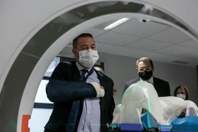 El nuevo Hospital Universitario ya tiene servicio de Oncología Radioterapia