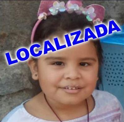 Hallan a la niña de 4 años desaparecida en Candeleda