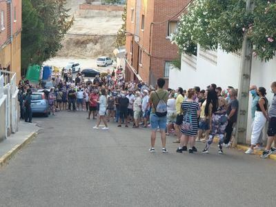 Nueva movilización de los vecinos de Cazalegas contra las ocupaciones ilegales